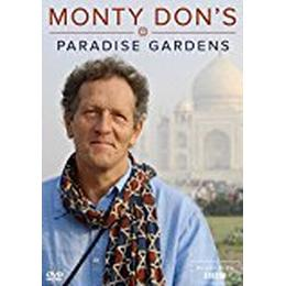 Monty Don's Paradise Gardens (BBC) [DVD]